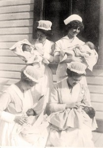 http://www.old-picture.com/american-legacy/011/Nurses-Babies-With.htm