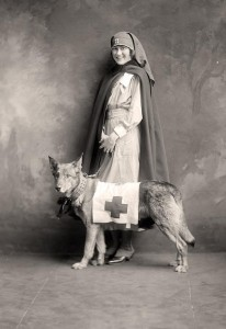 http://www.old-picture.com/american-legacy/002/Rescue-Nurse-with-Dog.htm